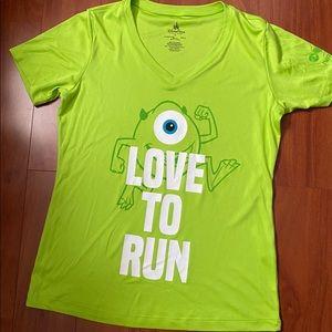 Run Disney shirt